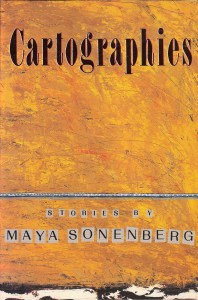book cover Cartographies paper